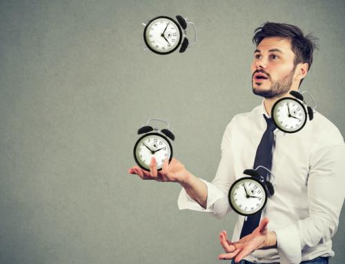 La gestione del tempo è il bene più prezioso